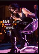 DVD - Klébi Nori - Ao Vivo