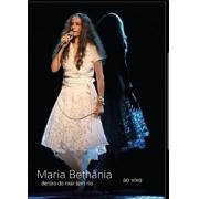 DVD - Maria Bethânia - Dentro do Mar tem Rio