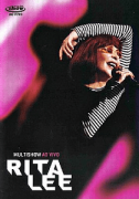 DVD - Rita Lee - Multishow Ao Vivo