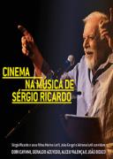 DVD - Sérgio Ricardo - Cinema na Música Ao Vivo