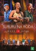 DVD - Sururu na Roda - Made In Japan