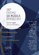 DVD - Vários Artistas - 26º Prêmio da Música Brasileira - Homenagem a Maria Bethânia