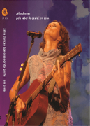 DVD - Zélia Duncan - Pelo Sabor do Gesto - Em Cena