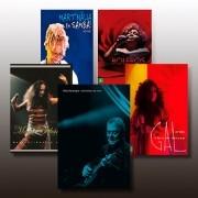 KIT - 5 DVDs