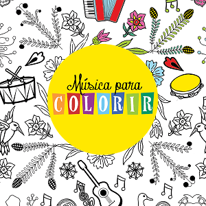 Box 3 CDs - Vários Artistas - Música para Colorir