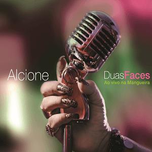CD - Alcione - Duas Faces Ao Vivo Na Mangueira