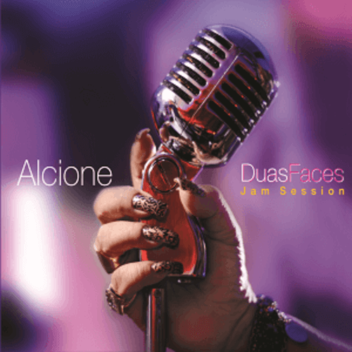 CD - Alcione - Duas Faces - Jam Sessions