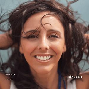 CD - Aline Paes - Batucada Canção
