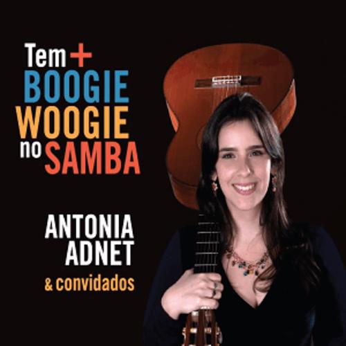 CD - Antônia Adnet - Tem + Boogie Woogie no Samba
