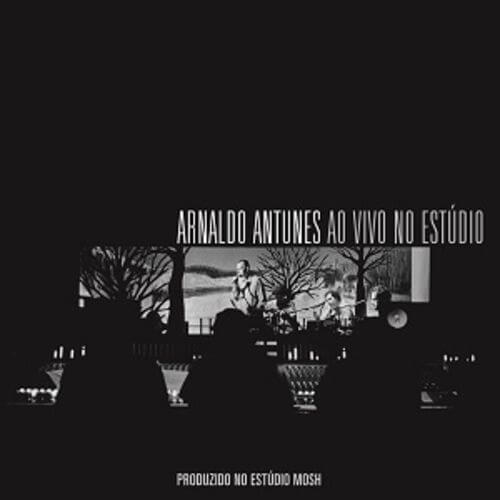 CD - Arnaldo Antunes - Ao Vivo no Estúdio