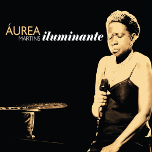 CD - Áurea Martins - Iluminante