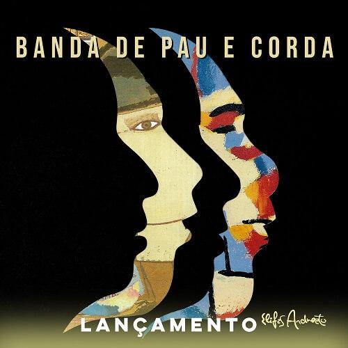 CD - Banda de Pau e Corda - Missão do Cantador