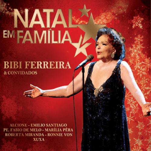 CD - Bibi Ferreira & Convidados - Natal Em Família