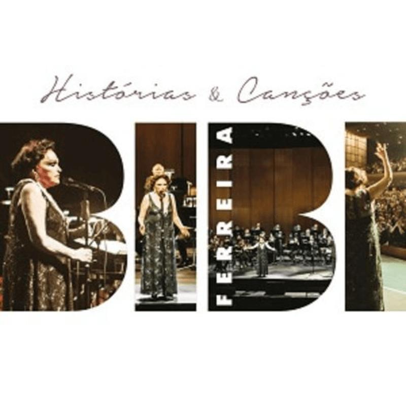 CD - Bibi Ferreira - Histórias e Canções