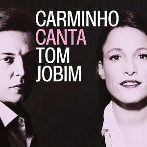 CD - Carminho - Carminho Canta Tom Jobim