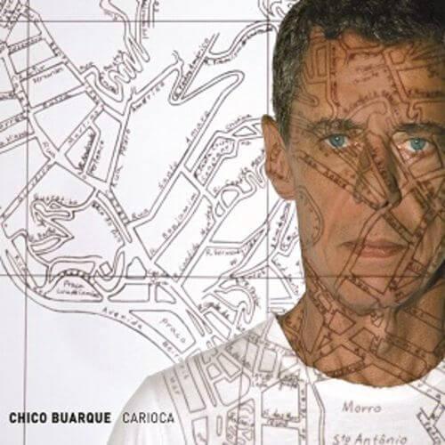 CD - Chico Buarque - Carioca