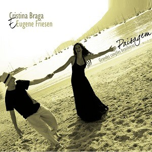 CD - Cristina Braga e Eugene Friesen - Paisagem