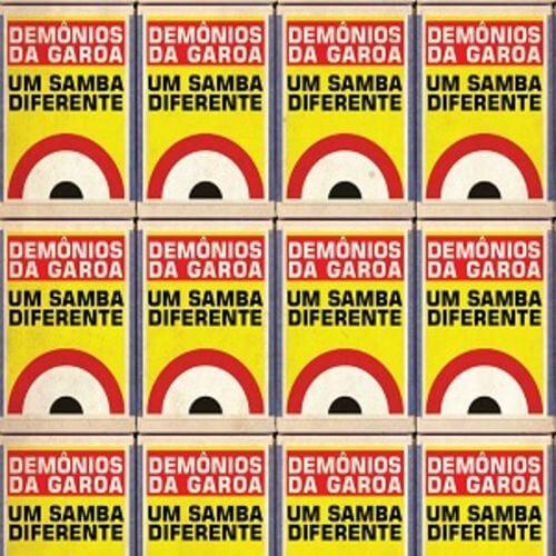 CD - Demônios da Garoa - Um Samba Diferente