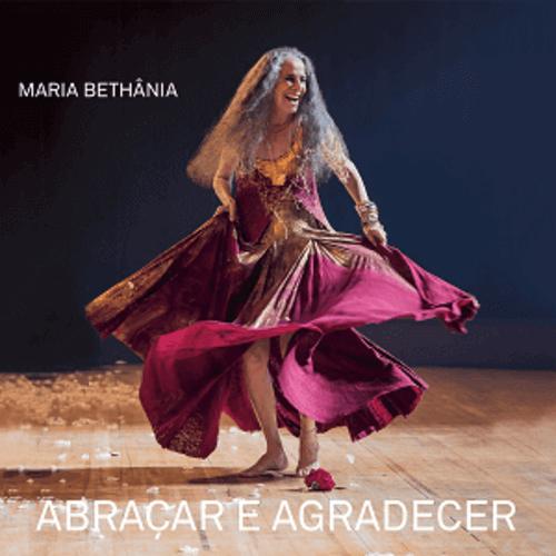 CD Duplo - Maria Bethânia - Abraçar e Agradecer