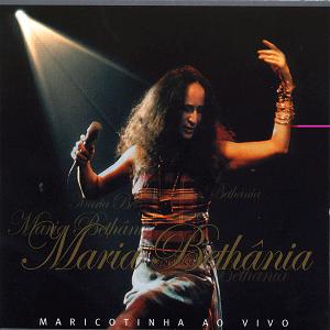 CD Duplo - Maria Bethânia - Maricotinha ao Vivo