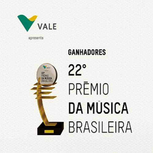 CD Duplo - Vários Artistas - 22° Prêmio da Música Brasileira 2011 - Ganhadores