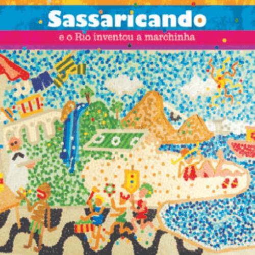 CD Duplo - Vários Artistas - Sassaricando - Trilha da Peça