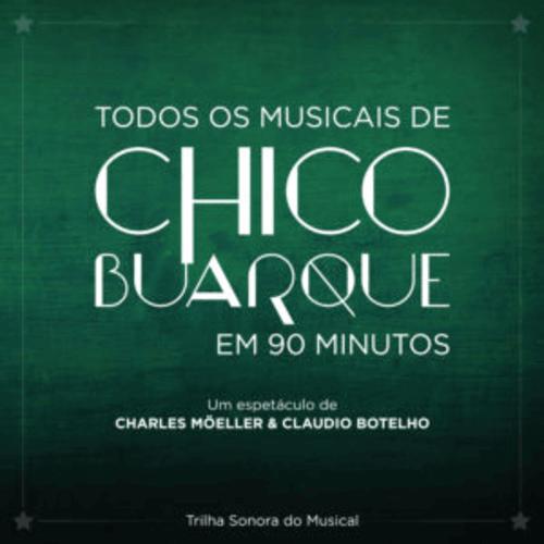 CD Duplo - Vários Artistas - Todos os Musicais de Chico Buarque em 90 minutos
