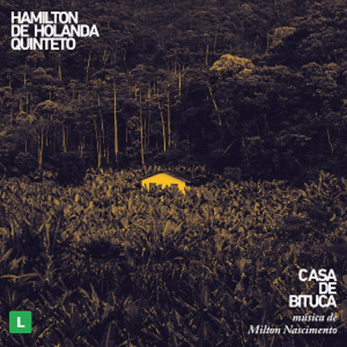 CD + DVD - Hamilton de Holanda Quinteto - Casa de Bituca