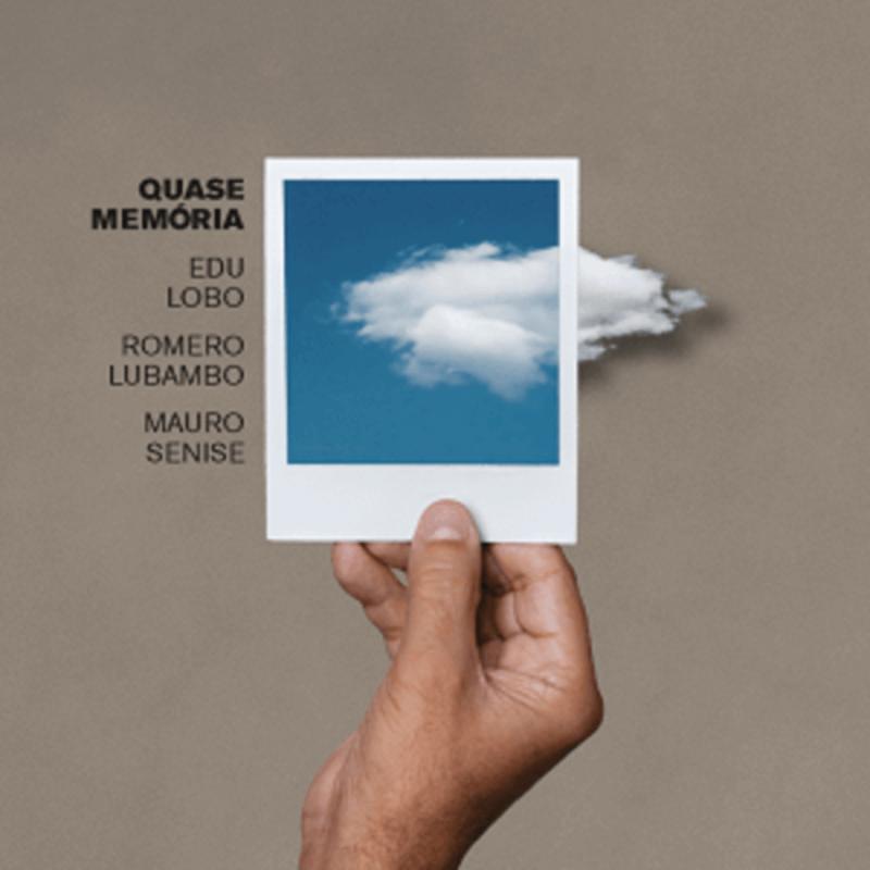 CD - Edu Lobo, Romero Lubambo e Mauro Senise - Quase Memória