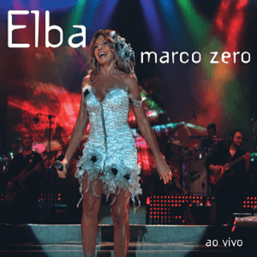 CD - Elba Ramalho - Marco Zero Ao Vivo  - BISCOITO FINO