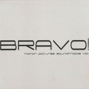 CD - Fernando Bravo - Bravo! Motion Pictures Soundtracks Vol. 1