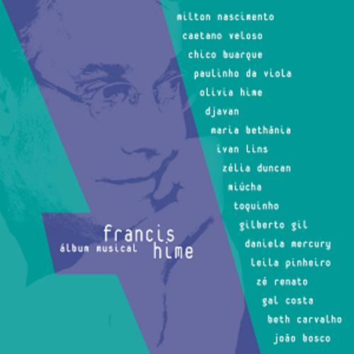 CD - Francis Hime - Álbum Musical  - BISCOITO FINO