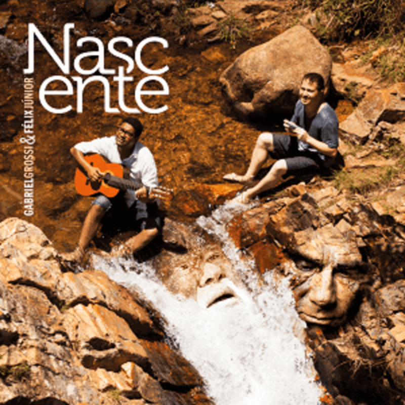 CD - Gabriel Grossi e Félix Júnior - NASCENTE