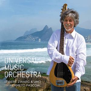 CD - Itiberê Zwarg & UMO feta. Hermeto Pascoal - Universal Music Orchestra