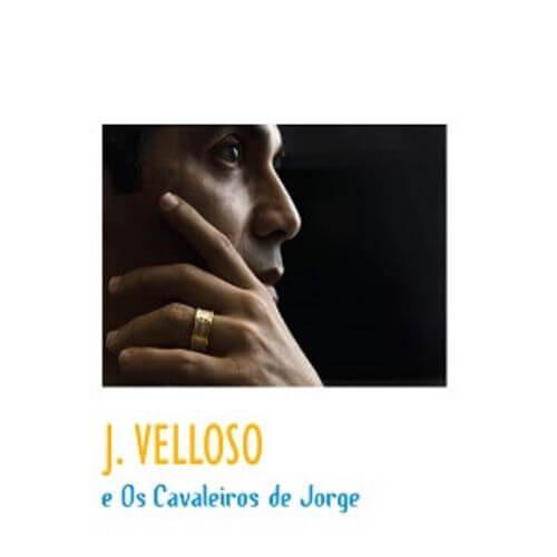CD - J.Velloso - J.Velloso e os Cavaleiros de Jorge  - BISCOITO FINO