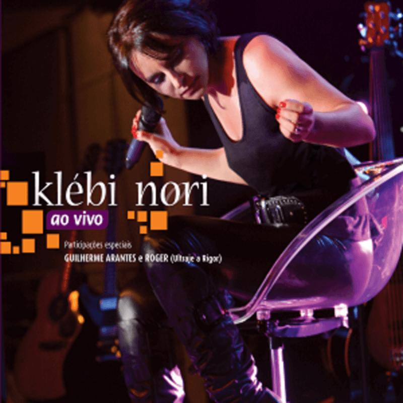 CD - Klébi Nori - Ao Vivo