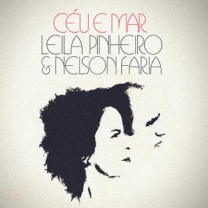 CD - Leila Pinheiro e Nelson Faria - Céu e Mar
