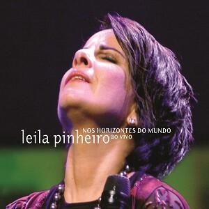CD - Leila Pinheiro - Nos Horizontes do Mundo - ao Vivo