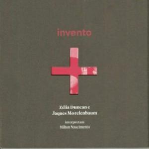 CD + Livreto - Zélia Duncan e Jaques Morelenbaum - Interpretam Milton Nascimento - Invento Mais - Especial (Edição Numerada e Limitada)