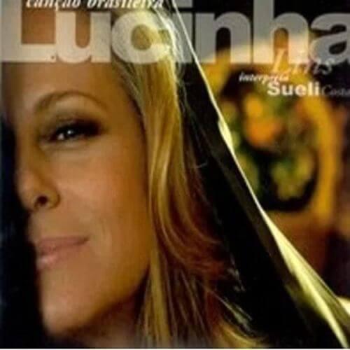 CD - Lucinha Lins - Canção Brasileira  Sueli Costa