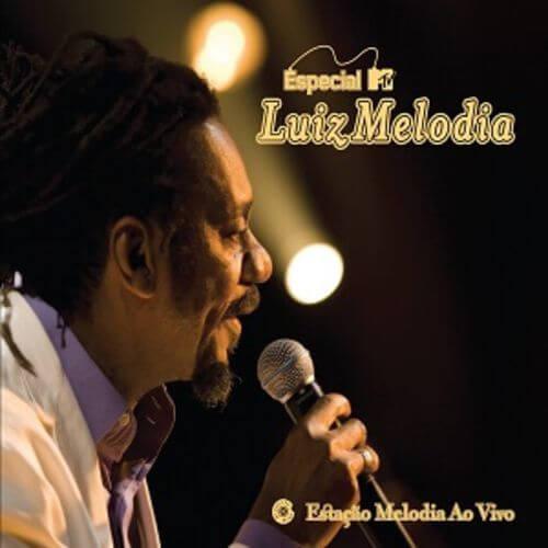 CD - Luiz Melodia - Especial MTV - Estação Melodia Ao Vivo