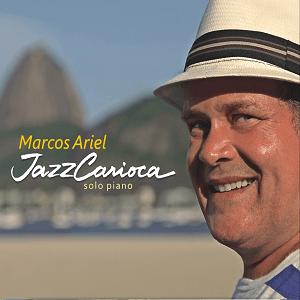 CD - Marcos Ariel - Jazz Carioca