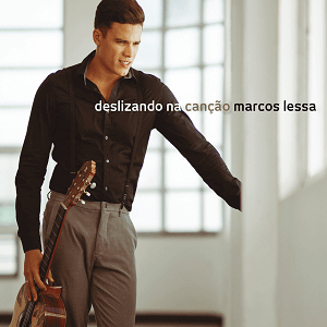 CD - Marcos Lessa - Deslizando na Canção