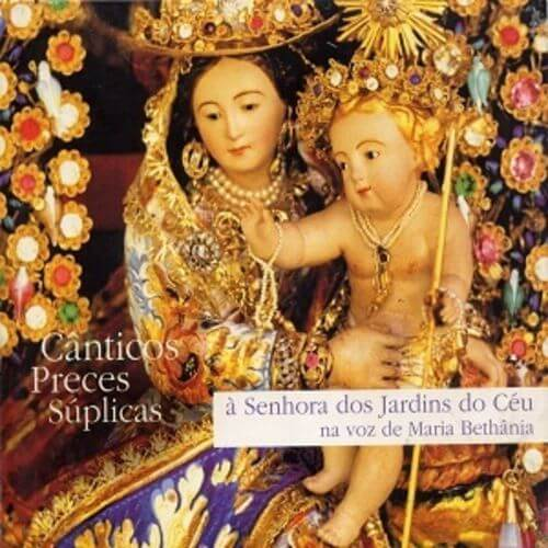 CD - Maria Bethânia - Cânticos, Preces, Súplicas