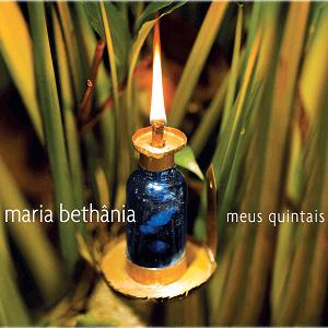 CD - Maria Bethânia - Meus Quintais