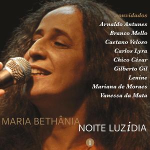 CD - Maria Bethânia - Noiteluzidía 1