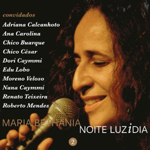 CD - Maria Bethânia - Noiteluzidía 2