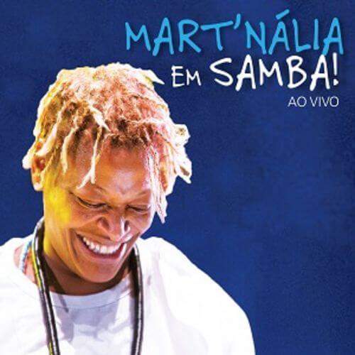 CD - Mart'nália - Em Samba! Ao Vivo