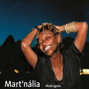 CD - Mart'nália - Madrugada