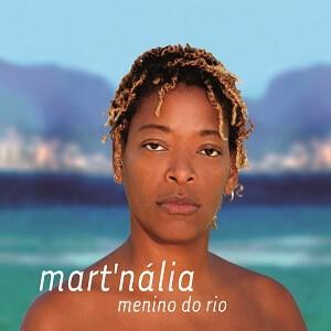 CD - Mart'nália - Menino do Rio